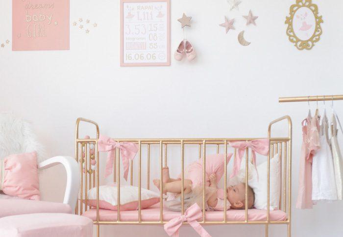 babaágynemű és babaszoba dekoráció