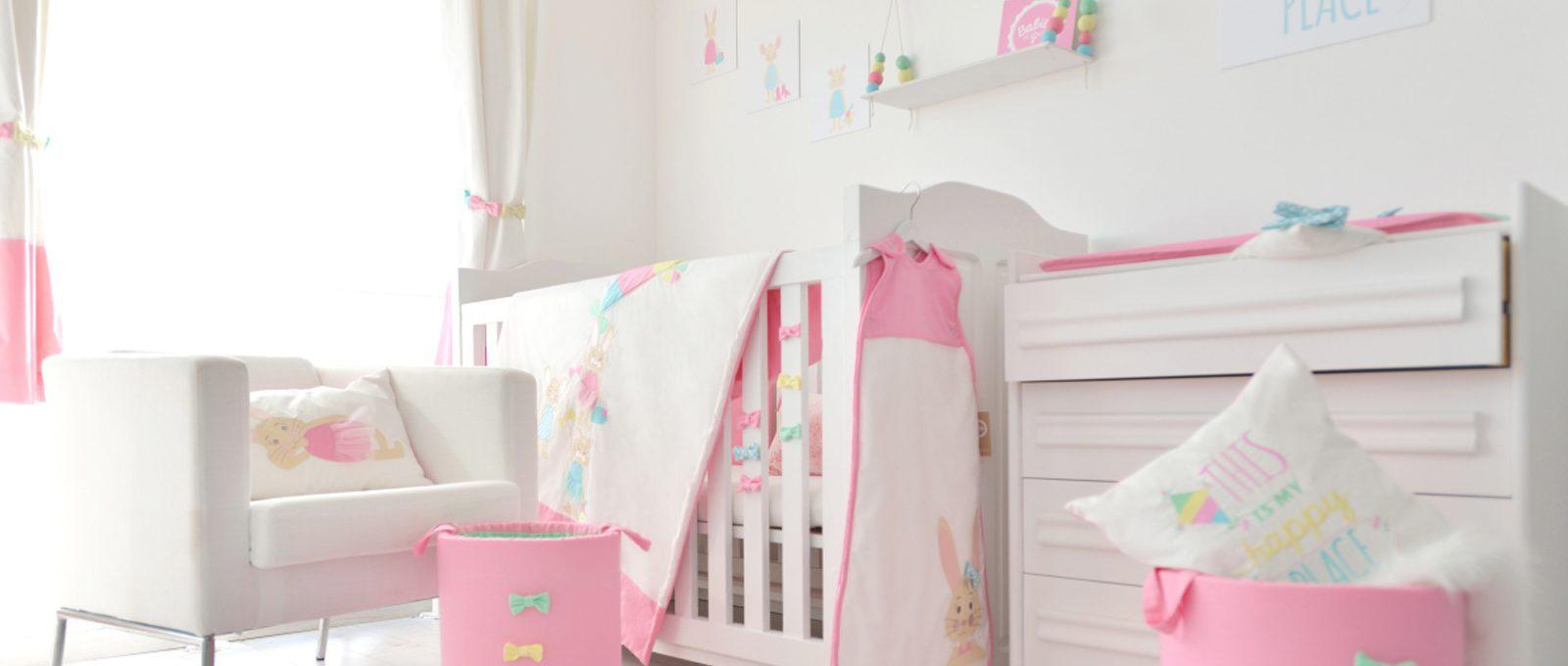 rózsaszín babaszoba kollekció