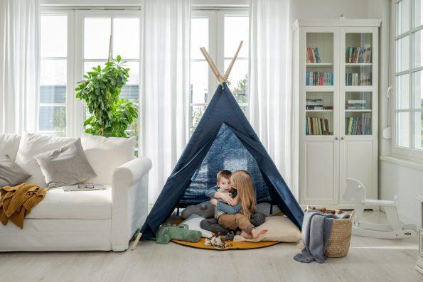 sátor gyerekeknek
